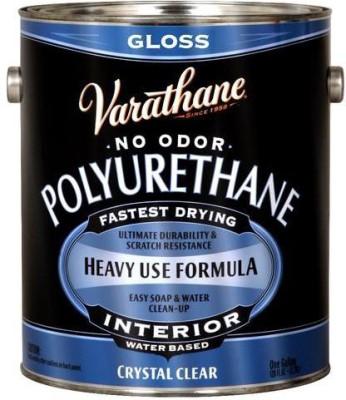 Varathane 200031 Gloss, Clear, Water Based Wood Varnish