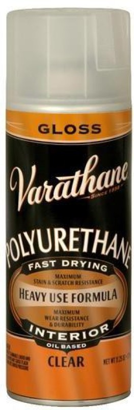 Varathane 9081 Gloss, Clear, Oil Based Wood Varnish(Polyurethane 319 ml)