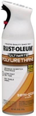 Rust-Oleum 260312 Semi-Gloss Wood Varnish