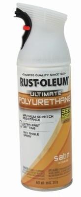 Rust-Oleum 260313 Satin Wood Varnish