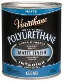 Rust-Oleum 262074 Matte Clear Wood Varni...