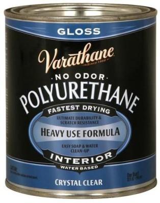 Varathane 200041H Gloss, Clear, Water Based Wood Varnish