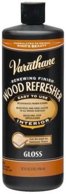 Varathane 247831 Gloss, Wood Refresher Wood Varnish