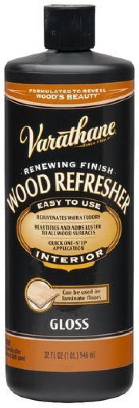 Varathane 247831 Gloss, Wood Refresher Wood Varnish(Acrylic 946 ml)