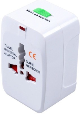 Istore Universal Multi Plug Travel Charger Worldwide Adaptor