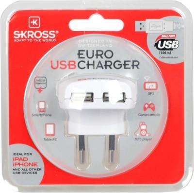 S-Kross Euro Usb Charger Worldwide Adaptor