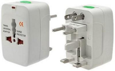 HashTag Glam 4 Gadgets Universal Worldwide Adaptor
