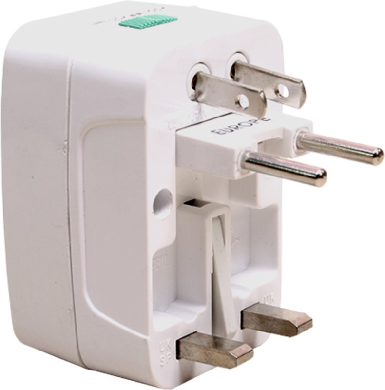JM Universal Worldwide Adaptor(White)