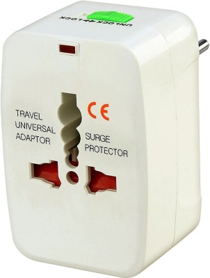 Okayji International All in One Universal Worldwide Adaptor
