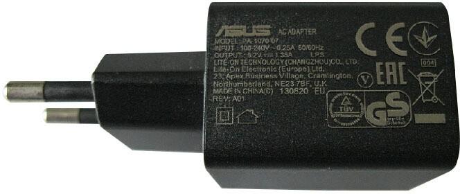 ASUS Asus-Adaptor-Black-PA-1070-07-Compatible-with-Nexus-7-2013 Worldwide Adaptor