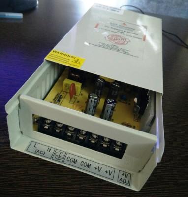 Cpplus 12V DC CCTV Power Supply Worldwide Adaptor(White)