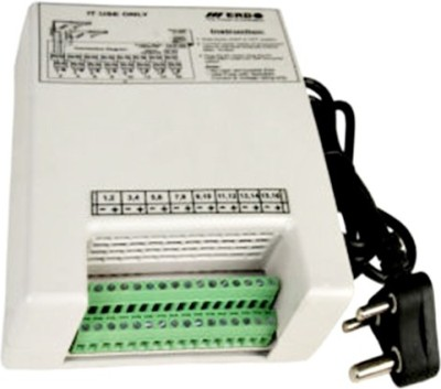 Erd 16 CHANNEL SMPS for CCTV LP-116 Worldwide Adaptor