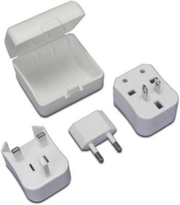 CHKOKKO Universal Plug Power Outlet Socket Converter Worldwide Adaptor