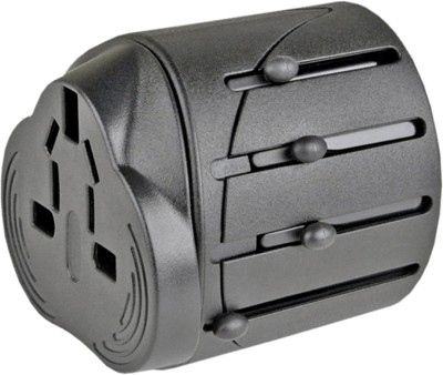 JM Universal Travel Power Ac Plug With USB Charger Worldwide Adaptor