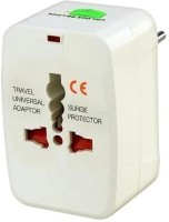 Smacc UNIVERSAL Worldwide Adaptor best price on Flipkart @ Rs. 155