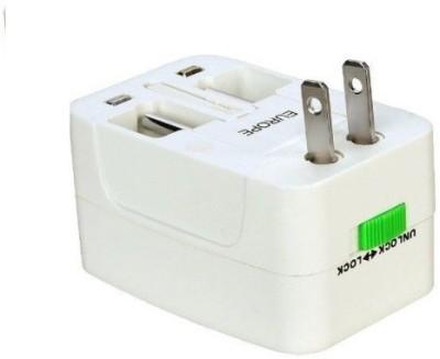 Magnus Deal Universal Travel Multi-Plug, AU/EU/UK/US/CN Charger Worldwide Adaptor