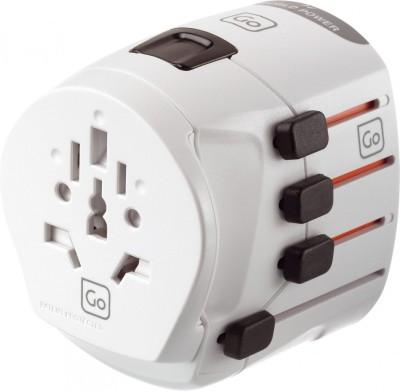 Go Travel Travel plug - Earthed Worldwide Adaptor