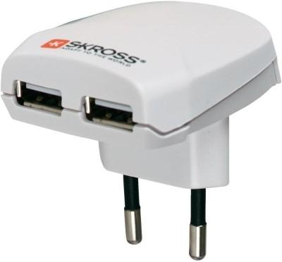 S-Kross Euro USB Worldwide Adaptor