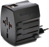 Kensington K38120WW Worldwide Adaptor(Black) best price on Flipkart @ Rs. 3140