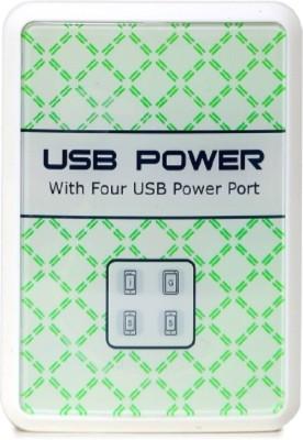 BKT 4 In 1 Universal Socket Worldwide Adaptor