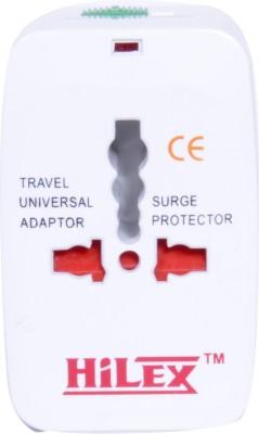 Hilex Travel Worldwide Adaptor