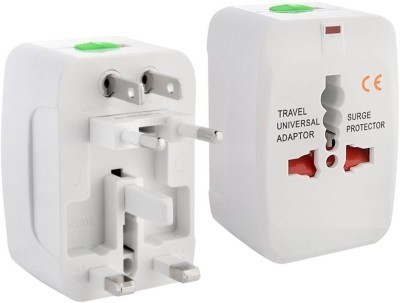ShopSwipe Universal World Wide Travel Charger Worldwide Adaptor