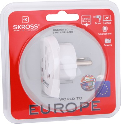 S-Kross world to Europe Worldwide Adaptor