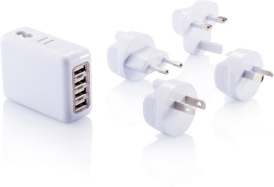 Loooqs Universal Travel Plug Worldwide Adaptor