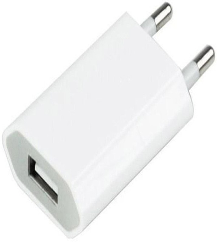 JMD Charger for all smart phones Worldwide Adaptor(White)