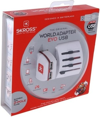 S-Kross World Adapter Evo Usb Worldwide Adaptor