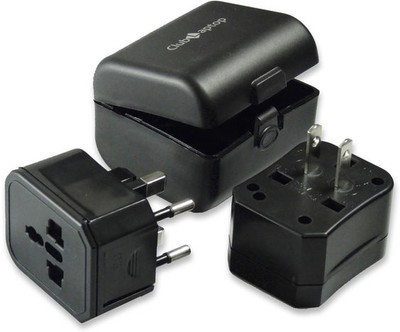 Club Laptop Universal Worldwide Adaptor