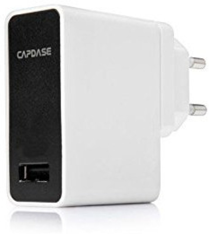 Capdase USB Power iPhone 5S Ampo K1 Worldwide Adaptor(White)