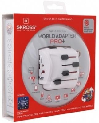 S-Kross World Adapter Pro Plus Worldwide Adaptor