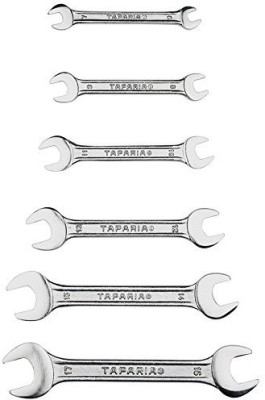 Taparia DEP 06N Double Sided Open End Wrench Set