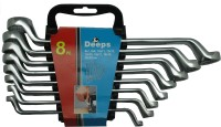 DEEPS 131 Double Sided Box End Wrench Set