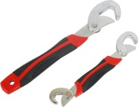 Cierie hcrs12 Double Sided Adjustable Wrench Set(Pack of 2)
