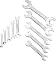 Taparia DEP 010N Double Sided Open End Wrench Set(Pack of 10)