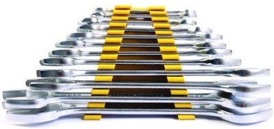 Stanley-70-380E-Double-End-Open-Jaw-Spanner-Set-(12-Pc)