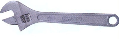 Stanley 87-430-1 102 mm Single Sided Adjustable Wrench