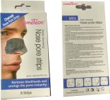 Cameleon charcoal nose strips for man Wr...