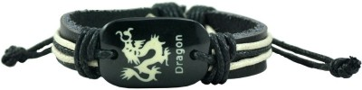 Alphaman Leather Bracelet