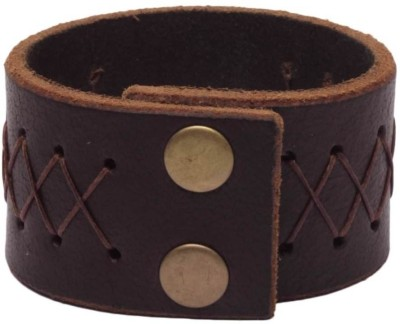 Fume Boys Wrist Band(Brown, Pack of 1)