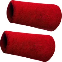 Verceys SportsBand Wrist Support (Free Size, Red)