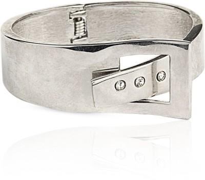 Just Women Boys Bracelet(Silver, Pack of 1)