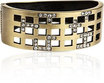 Just Women Boys Bracelet(Gold, Pack of 1)