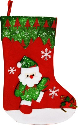Toygully Christmas Stocking(Pack of 1)