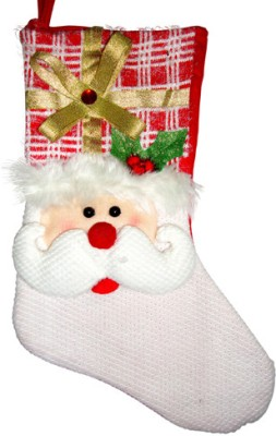 BDM Blazon Santa Christmas Stocking