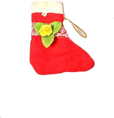 krishivcreation Christmas Stocking(Pack of 1)