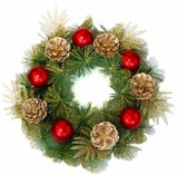aaryash Christmas Wreath