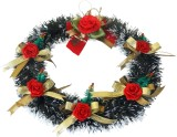 Decorika Christmas Wreath (Green Pack of...